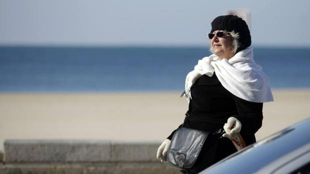 Esta semana Cádiz experimentará una bajada brusca de temperaturas