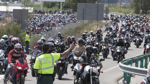 La seguridad es la prioridad en el Gran Premio ed España de Motociclismo que se disputa en Jerez.