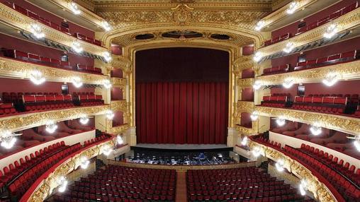 Gran Teatro Liceu de Barcelona