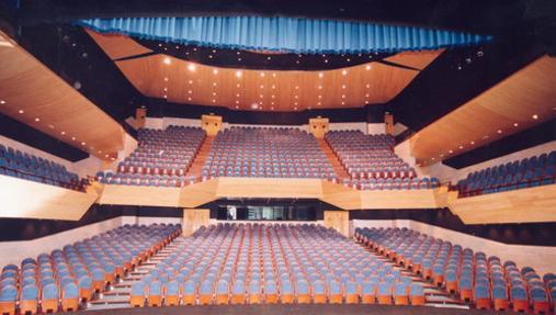 Auditorio de Puertollano en Ciudad Real