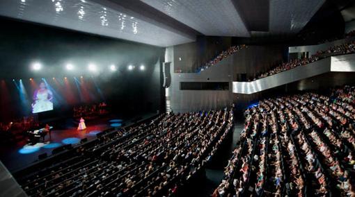 Auditorio de Fibes en Sevilla