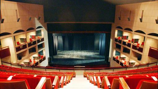 Teatro López de Ayala de Badajoz