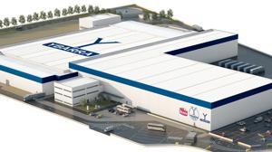 El «espectacular proyecto» de Ybarra para su nueva fábrica