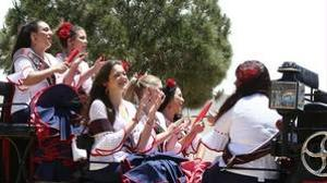 Las Damas, protagonistas de la Feria de Chiclana