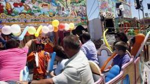 La Feria de Puerto Real también tiene tiempo y espacio para los más pequeños