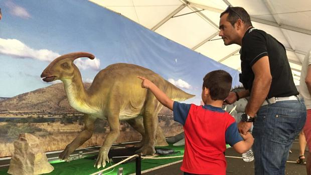 Expo Jurásico, la mayor exposición de dinosaurios animatrónicos, llega a Cádiz