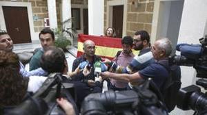 El concejal abertzale Xose Martín Albaurrea fue invitado por el Ayuntamiento a dar una conferencia en Cádiz.