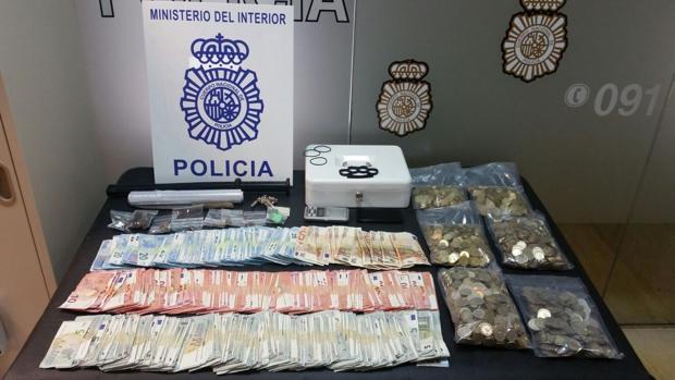 Desarticulado en la zona de San García en Algeciras un punto de venta de drogas muy activo