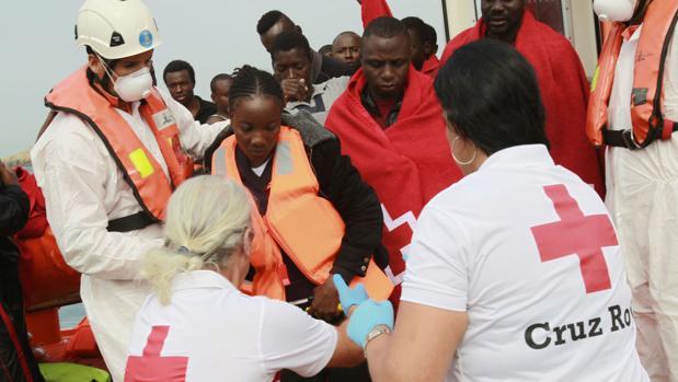 Cruz Roja atiende a más de 134.000 personas en 2016