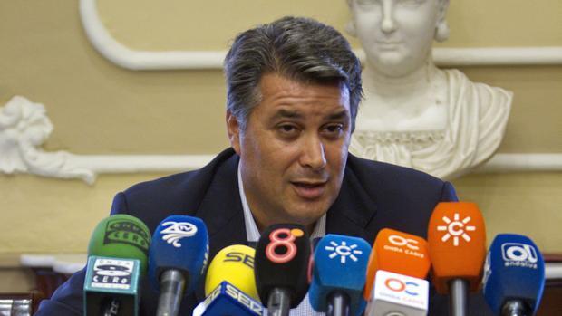 El portavoz municipal del PP, Ignacio Romaní.