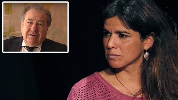 El empresario Muñoz Medina se abalanzó para intentar besar a Teresa Rodríguez