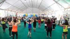 Esta mañana se ha inaugurado la I Feria de Turismo Saludable