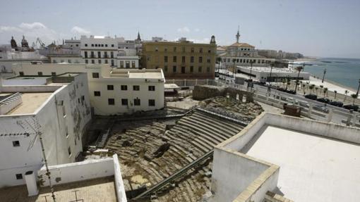 El Teatro Romano de Cádiz
