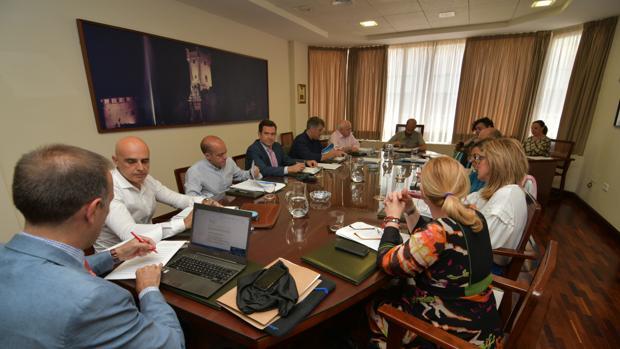 El PSOE apoyó el cambio en el objeto social de Aguas de Cádiz.