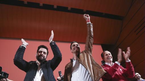 Sánchez visita Cádiz en marzo de este año y reúne a 2.000 personas