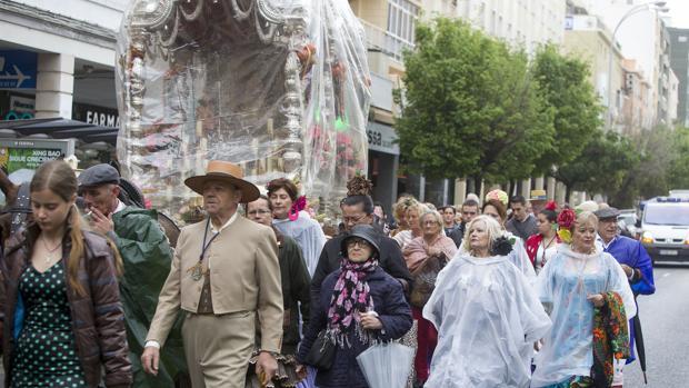 El PP exige al Ayuntamiento de Cádiz que deje salir a la Hermandad del Rocío en la Magna