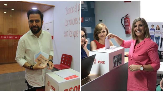 Mitin de Pedro Sánchez en Jerez el pasado junio durante la campaña de las generales del 26-J