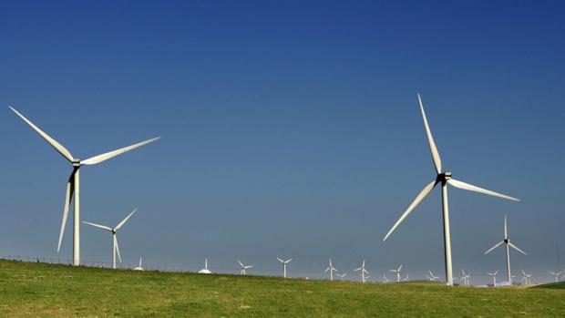 La provincia de Cádiz cuenta con 73 parques eólicos