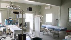 Hospital de la asociación en Madagascar.