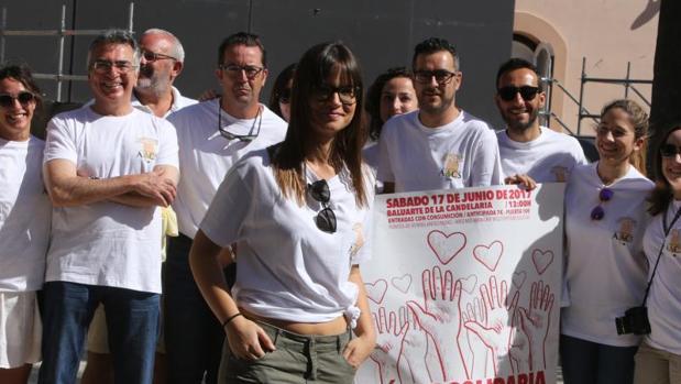 Presentación del Festival Solidario