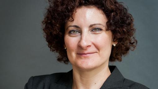Eva Morano, experta en bitcoin.