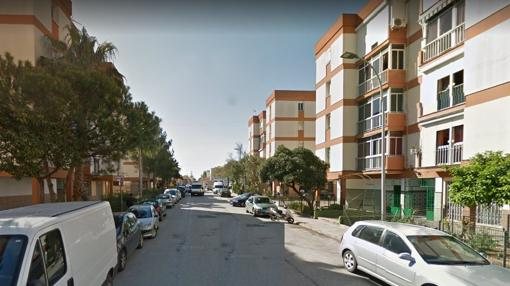 Avenida de Godoy en Sanlúcar