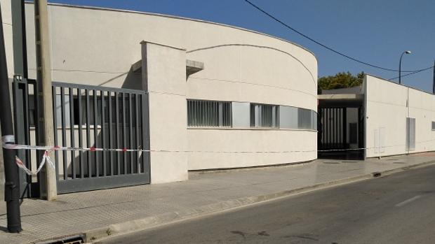 Centro de integración social de Faisem ubicado en la calle Buen Pastor de San Fernando