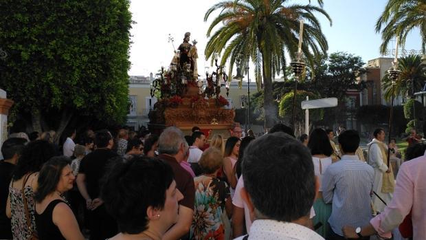 Corpus en San Fernando