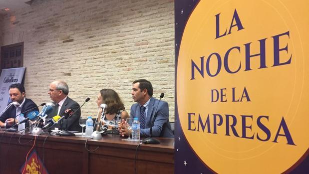 La CEC presenta los reconocimientos de la Noche de la Empresa