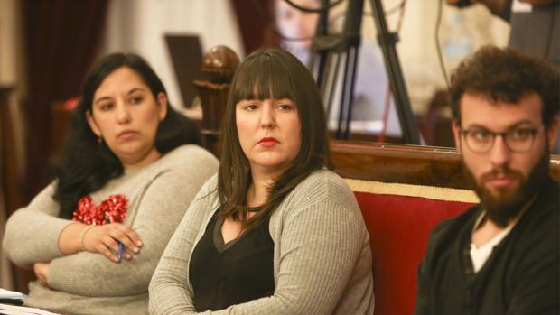 La concejal de Fomento, Laura Jiménez.