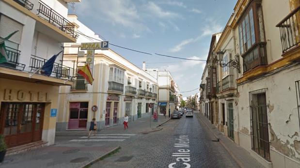 Una imagen de la calle Medina de Jerez