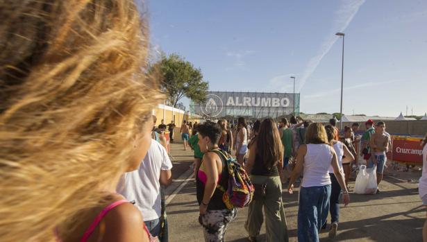 El festival Alrumbo en el 2015