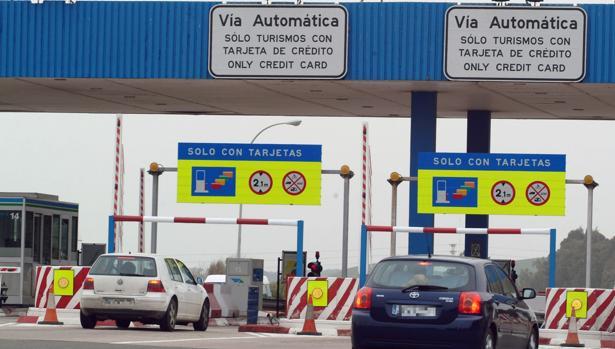 El peaje de la autopista Sevilla-Cádiz no se prorrogará más de diciembre de 2019