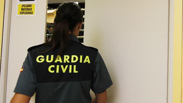 La Guardia Civil comenzó la investigación cuando supo de un hombre ingresado en urgencias