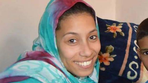 Maloma Morales lleva un año y medio en el Sáhara Occidental retenida por su familia biológica