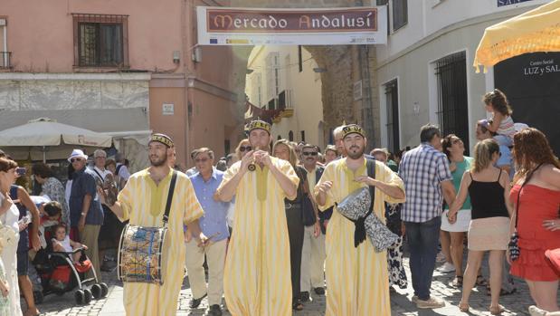 Las calles del Pópulo volverán a la época de Al-Andalus