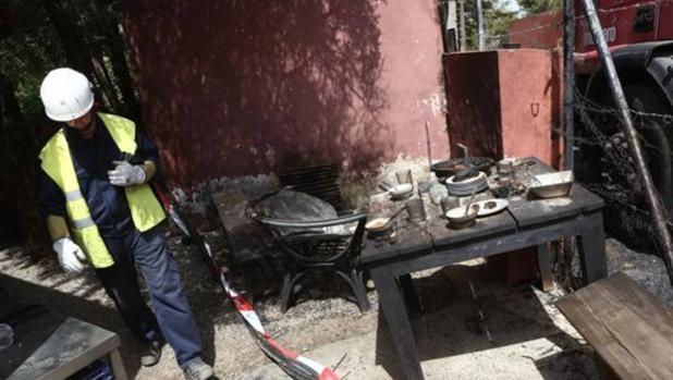 La dirección del hotel de Tarifa asegura que ha atendido a la normativa vigente en seguridad