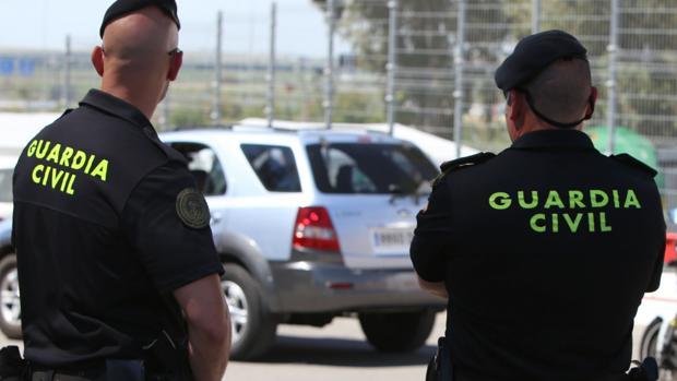 Detenido por «ordenar a su perro» atacar a un Guardia Civil después de «amenazarlo»