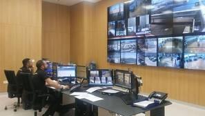 Centro Regional de Coordinación de Puestos Fronterizos de la Policía Nacional en Algeciras