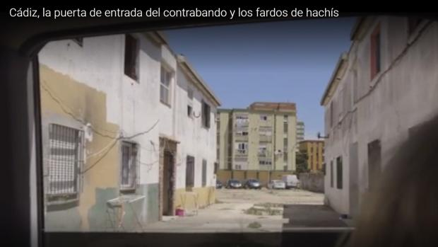 Una de las imágenes que muestra el verano en Cádiz.