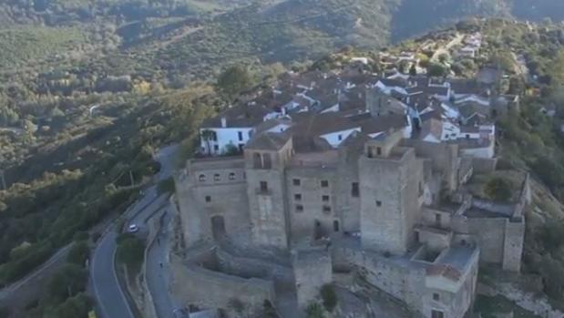 Imagen del castillo de Castellar
