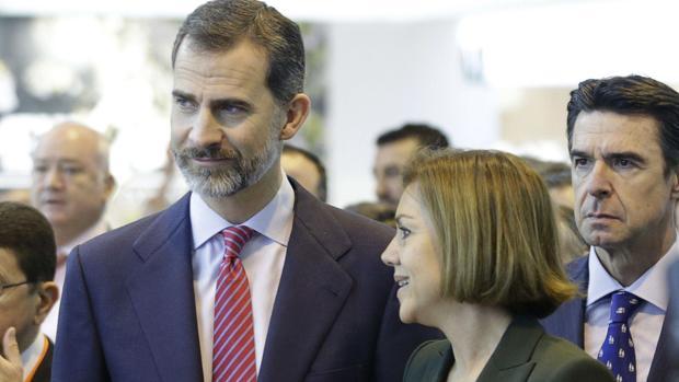 El Rey inaugura el viernes el nuevo edificio de la Hora en San Fernando