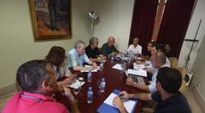 El Consejo de Cádiz 2000 se reunió este martes.