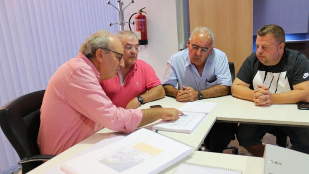 Comienzan las reuniones para analizar el Plan de Sancti Petri