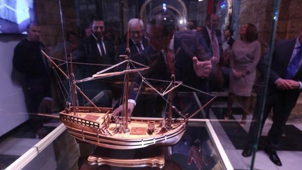 Cierra la principal exposición del Tricentenario tras 14.200 visitas