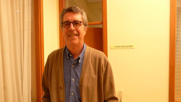 El doctor Julio Rodríguez de la Rúa, premiado este año.