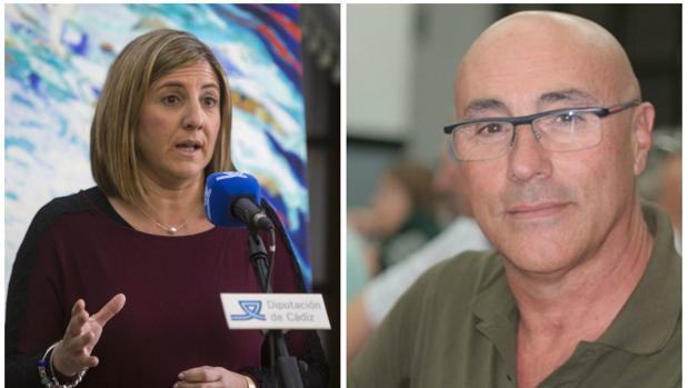 Irene García y Jesús Ruiz Cayuso