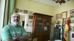 El director del IES Columela, José Antonio Cordeiro.