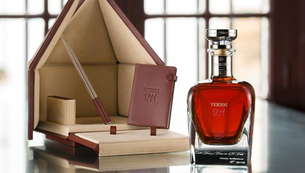 El premio al ganador será de 3.000 euros y una botella del exclusivo 'Versos 1891'