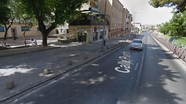 Calle Puerto en Jerez